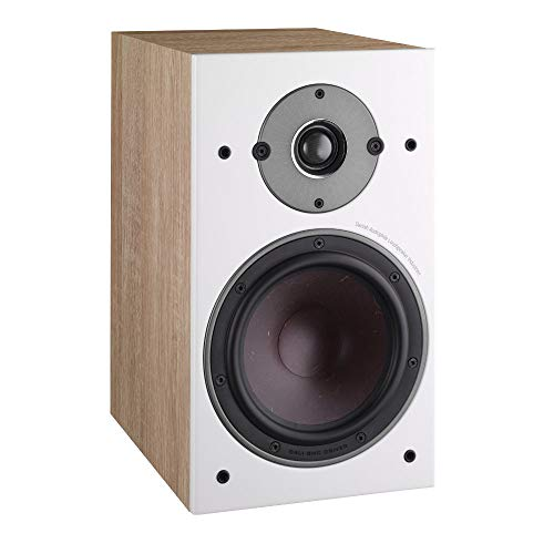 Dali Oberon 3 Bookshelf Speakers in Light Oak (Pair)