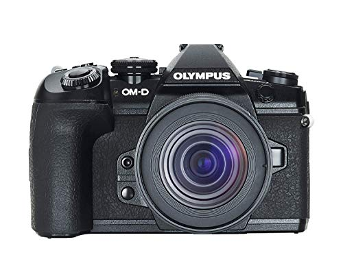 Olympus OM-D E-M1 Mark II – Kit de cámara del Sistema Micro Four Thirds con Objetivo M.Zuiko Digital ED 12-45 mm F4 Pro…