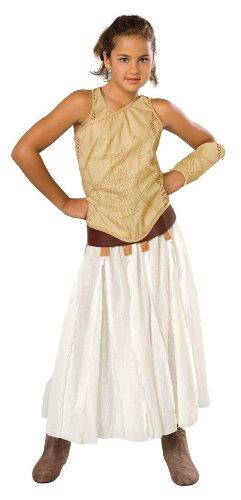 Girls Arya Costume - Child (Eragon Arya Costume)