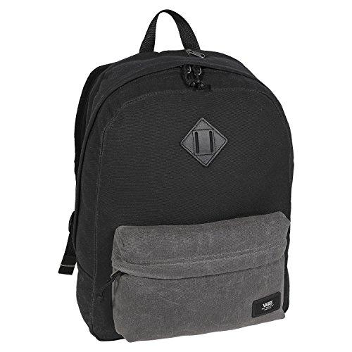 Vans Old Skool Plus Backpack Black Asphalt Gray by Vans