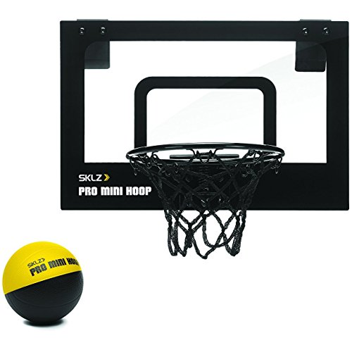 Mini Rim (SKLZ Pro Mini Micro Hoop w/Foam Ball)