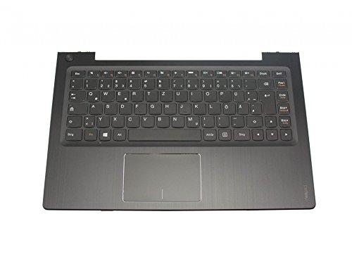 Tastatur LZ5, deutsch (DE) inkl. Topcase für Lenovo IdeaPad U330P Serie
