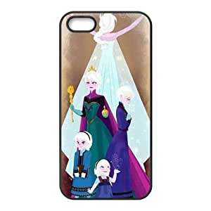 Happy Frozen Princess Elsa and Anna Cell Phone Case for iphone 6 /