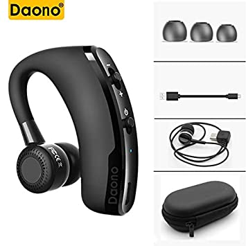 Buy Placehap Handsfree Business V9 Bluetooth Headphone Voice Control Wireless Earphone Bluetooth Headset Online At Low Prices In India Amazon In
