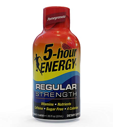 Hour Energy Shot Pomegranate Count product image