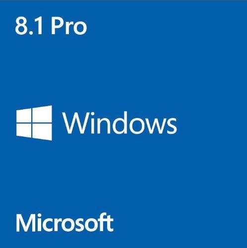Microsoft FQC-06950 Win8.1 Professional 64Bit 1PK EN DSP OEI DVD (Upgrade 8 Windows Pro Dvd)