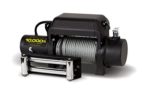 Champion 10,000-lb. Truck/SUV Winch Kit with Remote Control