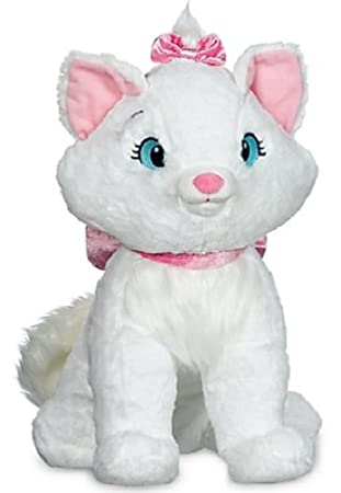 32e637c101d7 Disney The Aristocats Marie Extra Large Plush Soft Toy  Amazon.co.uk  Toys    Games