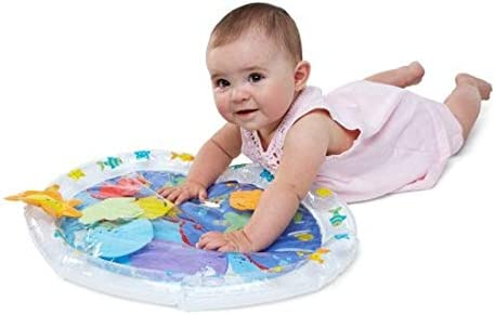 Earlyears Fill 'N Fun Water Play Mat for Tummy Time NEW
