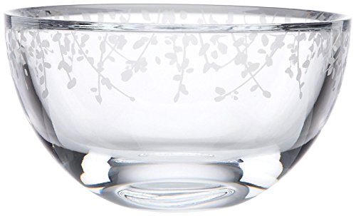 kate spade new york Gardner Street Crystal Bowl