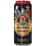 Cerveja Paulaner, Salvator Doppelbock, Lata, 500ml 1un