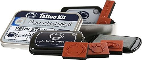 (CLEARSNAP Color Box The Pennsylvania State University Tattoo Kit )