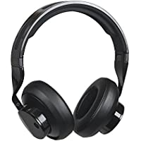 Axel FX Customizable Over-Ear Modular Headphones with Microphone - Soundscape Deep - Black
