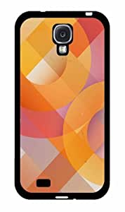 Abstract O Pattern Plastic Phone Case Back Cover Samsung Galaxy S4 I9500
