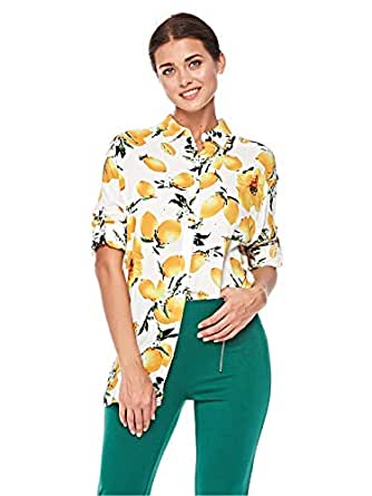 2Xtremz Floral Printed Tunic Shirt for Women - Multi Color