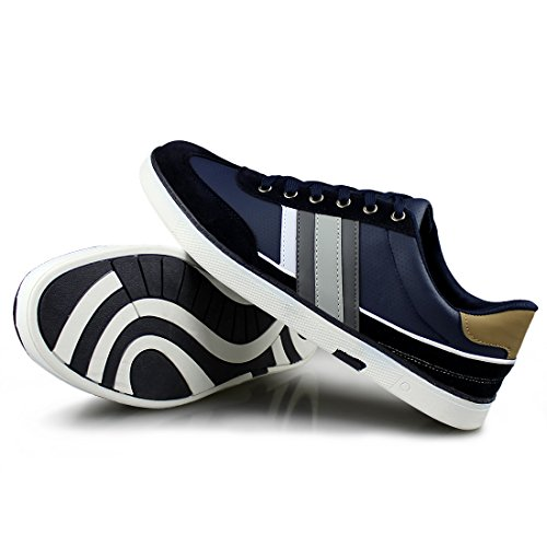Lace Hawkwell up Casual Men's Sneakers Comfortable 1833 navy Fashion qqrEfw