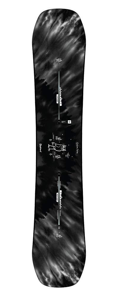 18-19 BURTON バートン CUSTOM TWIN カスタム ツイン キャンバー メンズ スノーボード 日本正規品 B07DQ8FFSL  150cm CUSTOM_TWIN