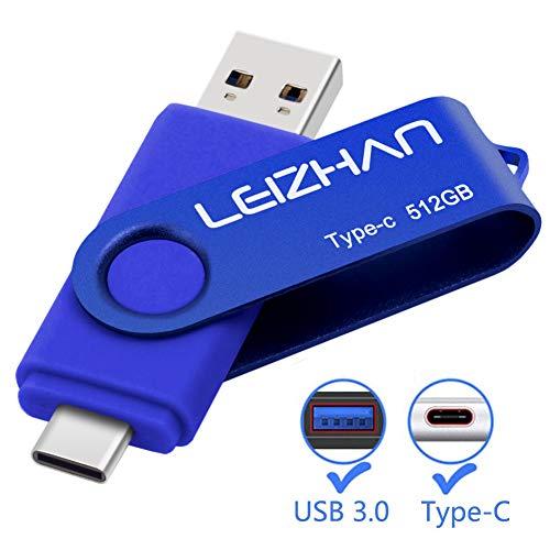 512GB Flash Drive USB Flash Drive Flash Drive pen drive 512GB, C