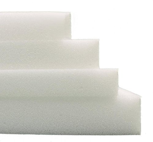 IZO All Supply 3 H x 24 W x 72 L High Density 1.8 Firm Cushion Seat Replacement Foam Sheet//Mattress Padding