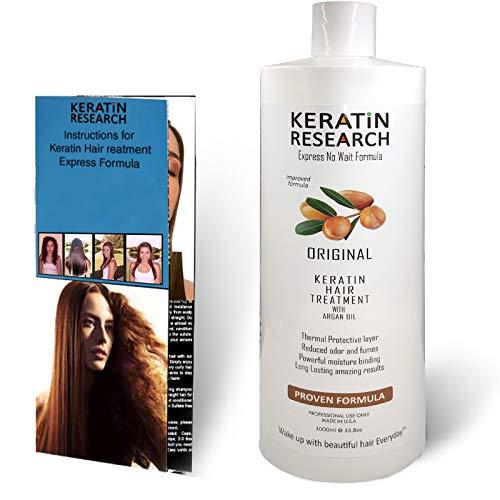 Brazilian Keratin Hair Blowout Treatment 1000ml Professional Complex Formula Proven Amazing Results Queratina Keratina Brasilera Tratamiento