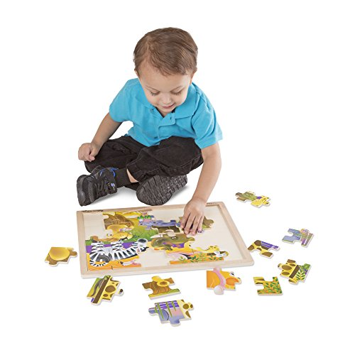 The 8 best wooden puzzles for children