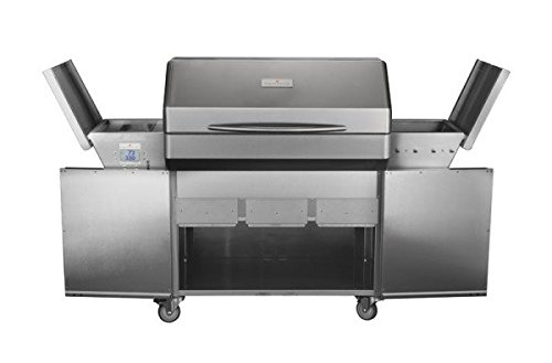Memphis Grills Elite 39-inch Pellet Grill On Cart - Vg0002s