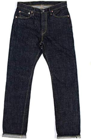 (エフオービーファクトリー) GL3織機 セルビッチデニム5ポケットパンツ SELVEDGE DENIM PANTS