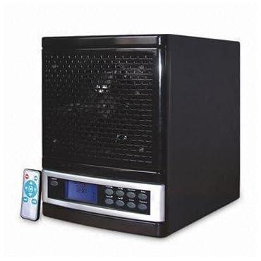 Atlas ATL300CHOB CHO Electronic Air Purifier Black