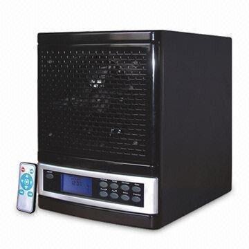 Atlas ATL300CHOB CHO Electronic Air Purifier - Black