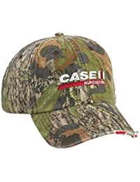 Mossy Oak Distressed Frayed Cap