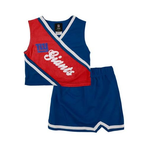 Reebok Two Piece New York Giants NFL Cheerleader Uniform Set (Size 7/8 to  sc 1 st  Amazon.com & Amazon.com: Reebok Two Piece New York Giants NFL Cheerleader Uniform ...