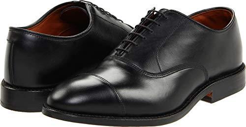 Allen Edmonds Men's Park Avenue Cap Toe Oxford,Black,10.5 D