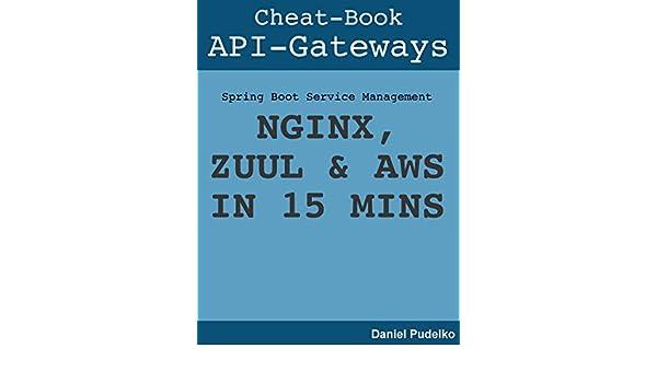 Amazon com: [Cheat-Book] API-Gateways - nginx, Zuul & AWS in 15