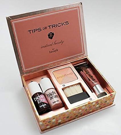 Benefit - Estuche de regalo labios y mejillas sugarlicious: Amazon.es: Belleza