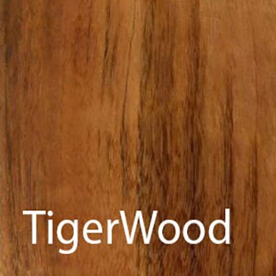 European Tiger (European BallpointTwist Pen - Black Titanium (Tiger Wood))