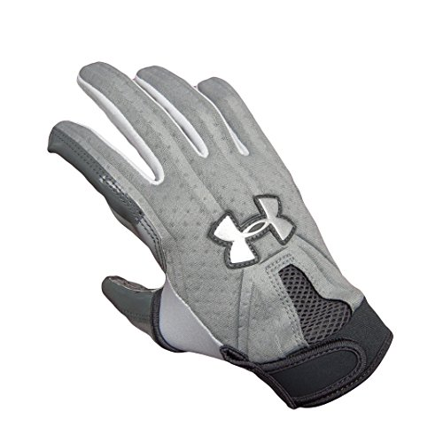Under Armour ColdGear Possession Reciever & Running Back Football Gloves (Large)