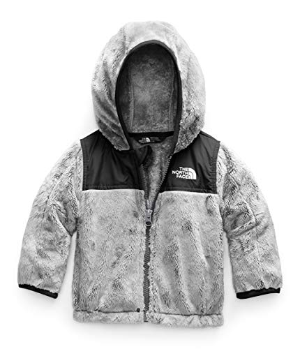 The North Face OSO Hoodie (Infant) Meld Grey 12-18 Months