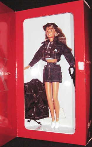Price comparison product image Bloomingdale's Limited edition Calvin Klein Barbie -1996