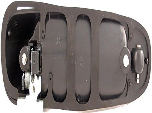 Black Dorman 93514 Rear Passenger Side Exterior Door Handle for Select Dodge Models