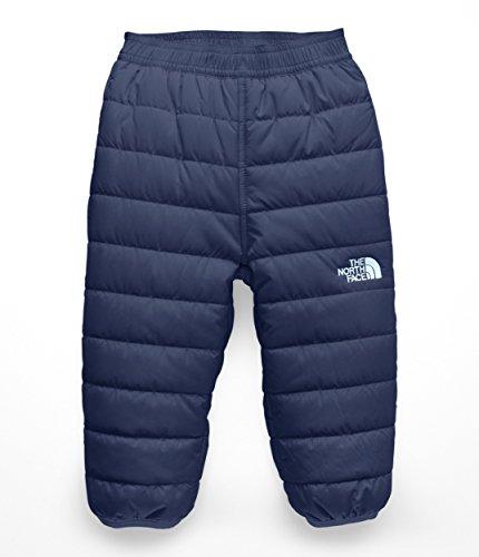 Xs Reversible Unisex Pants - The North Face Kids Unisex Reversible Perrito Pants (Infant) Cosmic Blue 12-18 Months