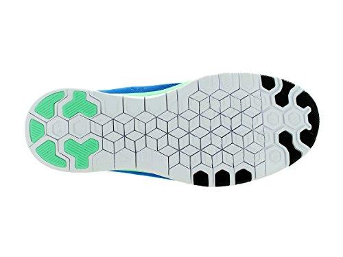 Nike Free TR 5 Breathe - Zapatillas para mujer Azul - Blau (soar/green glow-deep royal blue-black)