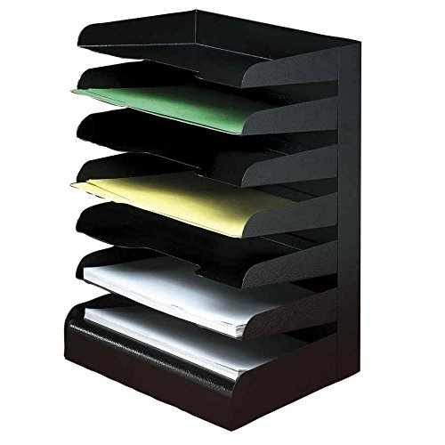 ClassicTM Letter Size 7 Tier Tray