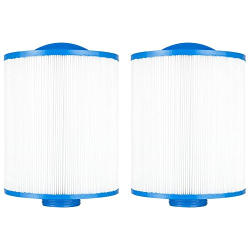 Clear Choice Pool Spa Filter 6.75 Dia x 8.00 in Cartridge Replacement for Artesian Spa Baleen AK-90161, [2-Pack]