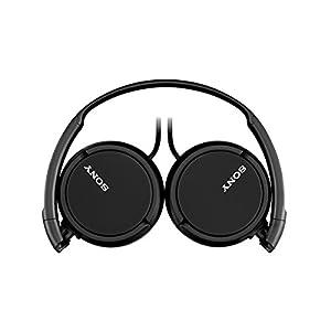 Sony MDR-ZX110 Overhead Headphones – Black …
