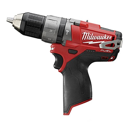 Milwaukee 2404-20 M12 Fuel 1/2 Hammer Drill tool Only from Milwaukee