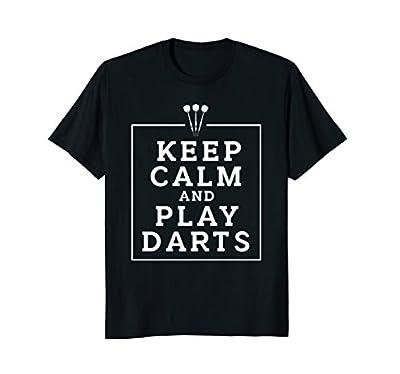Darts Funny Hobie Shirt Bullseye