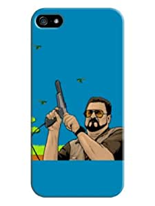 Cartoon Patterned Phone Case/cover for Iphone 5