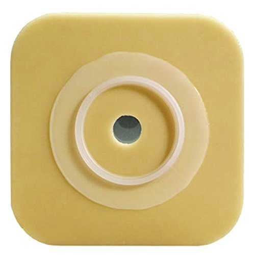 (Colostomy Barrier Sur-Fit Natura Extended Wear Durahesive, Without Tape 2-3/4 Inch Flange Sur-Fit Natura Hydrocolloid 1-7/8 to 2-1/2 Inch Stoma -)