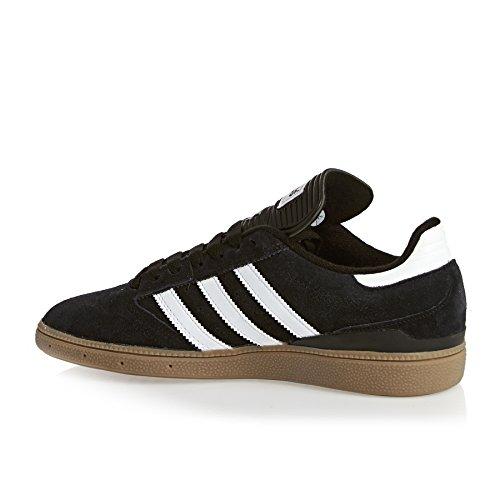 adidas Busenitz, Zapatillas de Skateboarding para Hombre Negro (Negro1 / Runbla / Oromet)