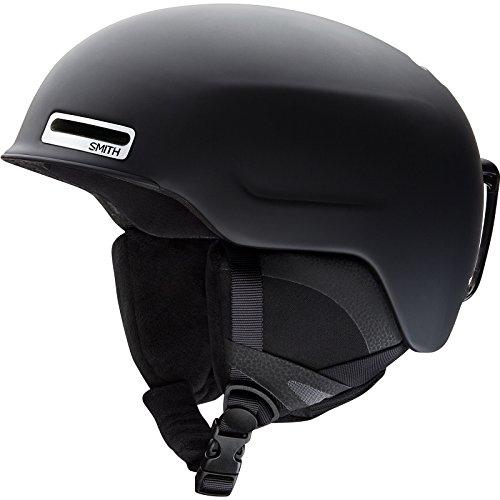 Smith Optics Unisex Adult Maze Snow Sports Helmet - Matte Black Medium ()